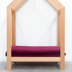 Timber House Bed