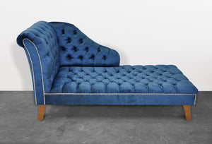 The Chesterfield Chaise Lounge