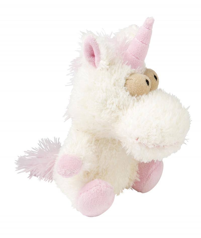 Electra The Unicorn Plush Dog Toy