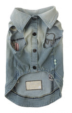 The Rocker Denim Jacket