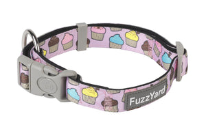 Cupcakes Dog Collar-Collar-In Vogue Pets