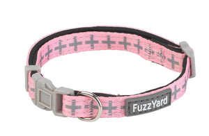 North Yeezy Dog Collar Extra Small Pink