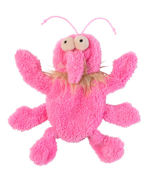 Flat Out Scratchette the Flea Plush Dog Toy