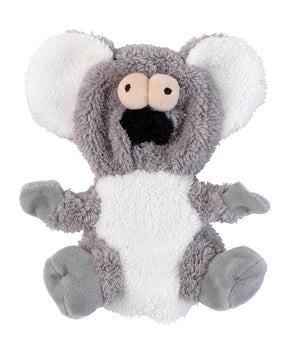 Flat Out Kana the Koala Plush Dog Toy