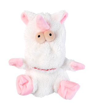 Flat Out Electra the Unicorn Dog Toy