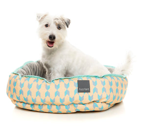 Chelsea Reversible Dog Bed