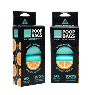 Poo Bags With Handles