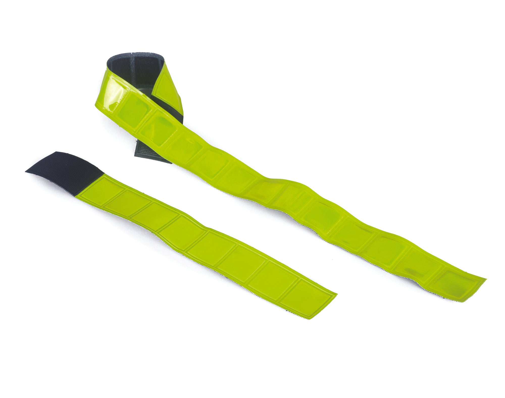 Yellow High Visibility Safety Bands
