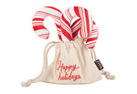 Christmas Candy Canes Plush Toy