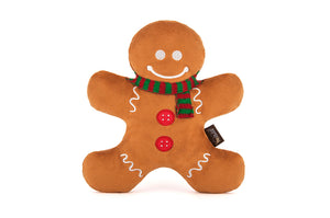 Christmas Gingerbread Man Plush Toy