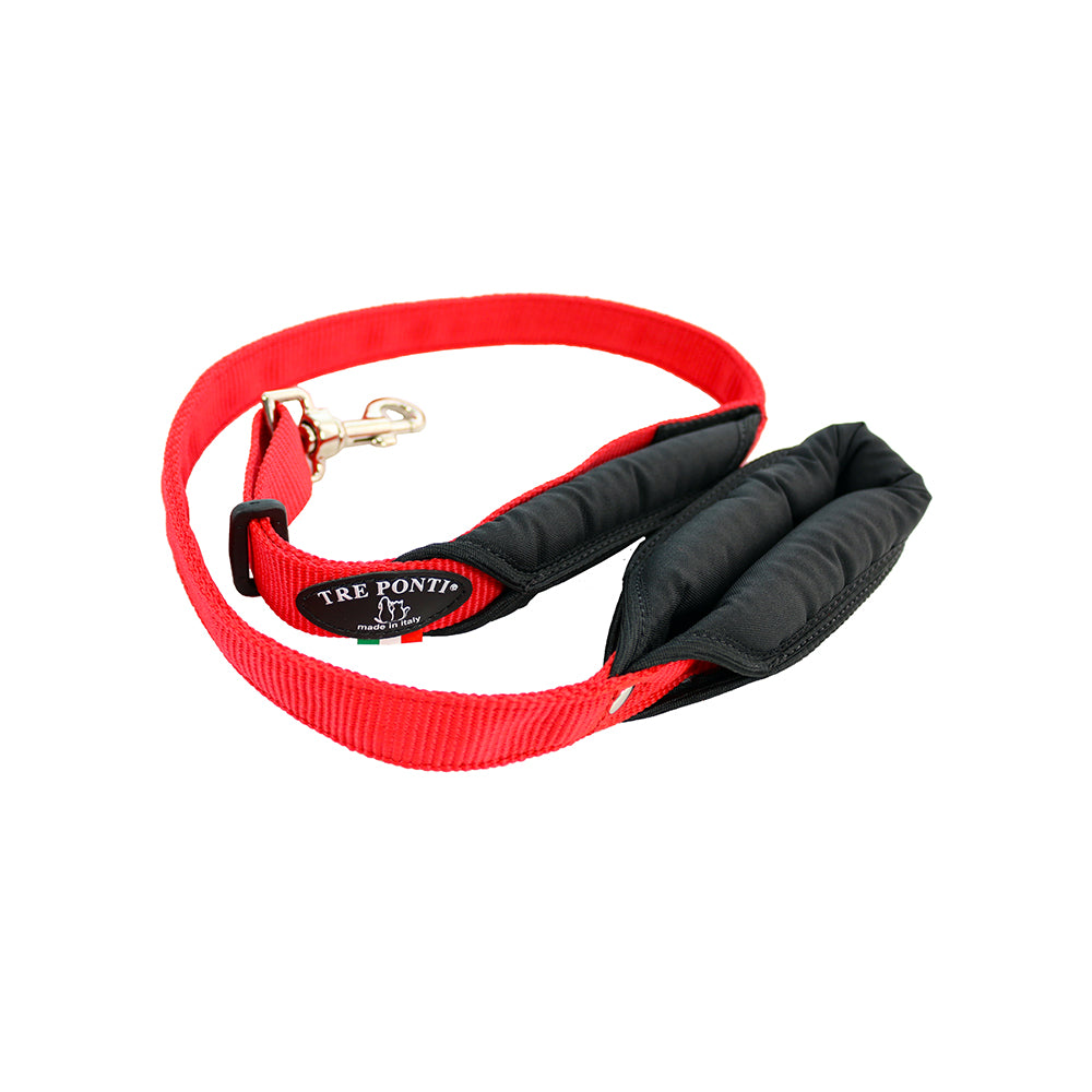 Padded Double Handle Red Lead