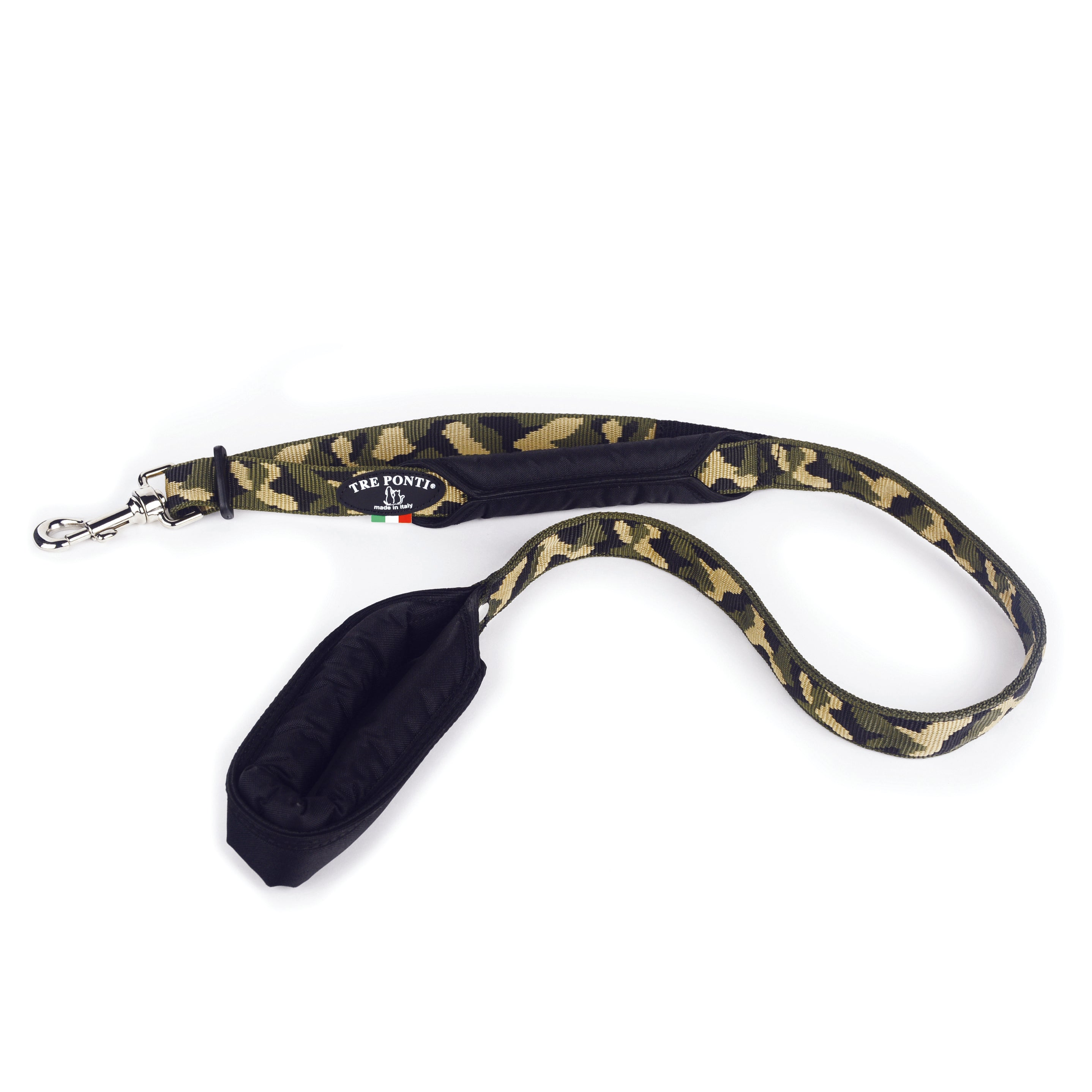 Padded Double Handle Camo Lead