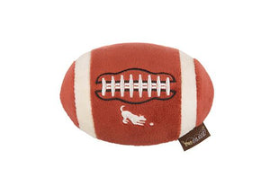 Back To School Fido's Football Plush Dog Toy