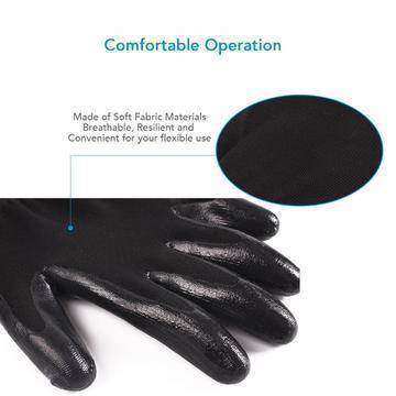 Pet Shedding Grooming Gloves - The Pet Needs