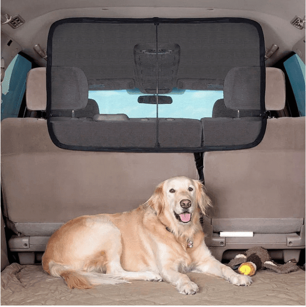 Front Seat Pet Barrier - The Pet Needs