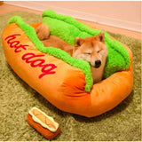 Hot Dog™  Sofa Bed - The Pet Needs