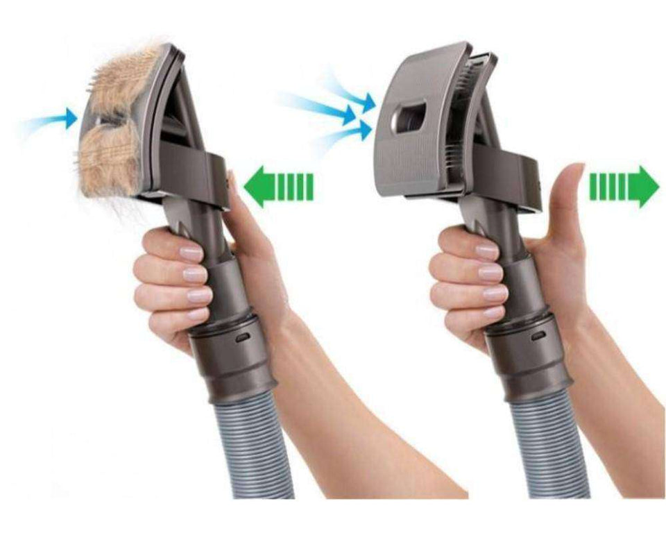 360 Vacuum Grooming Brush - The Pet Needs