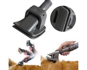 360 Vacuum Grooming Brush + Front Seat Pet Barrier - The Pet Needs