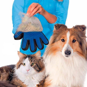 The Ultimate Pet Grooming Glove