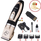 Electrical Pet Clipper - The Pet Needs