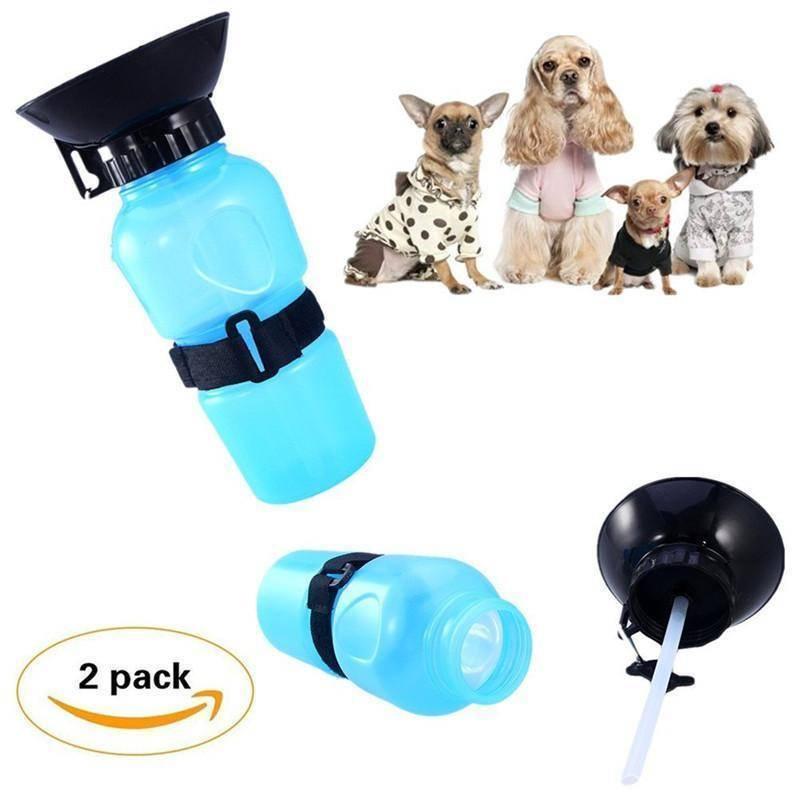 1 PC Auto Dog Water Pet Bottle - The Pet Needs