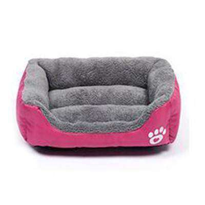 Bed Warming Dog House Soft Material - The Pet Needs