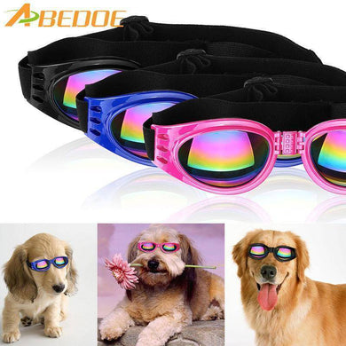 Fordable Pet Dog UV Sunglasses pet