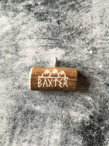AAPA - Engraved Name Tag
