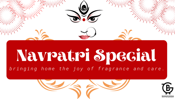 Navratri Special, Fragrance & Health Kit.