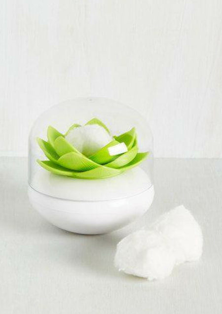 Personal care products like cotton balls, cotton pads