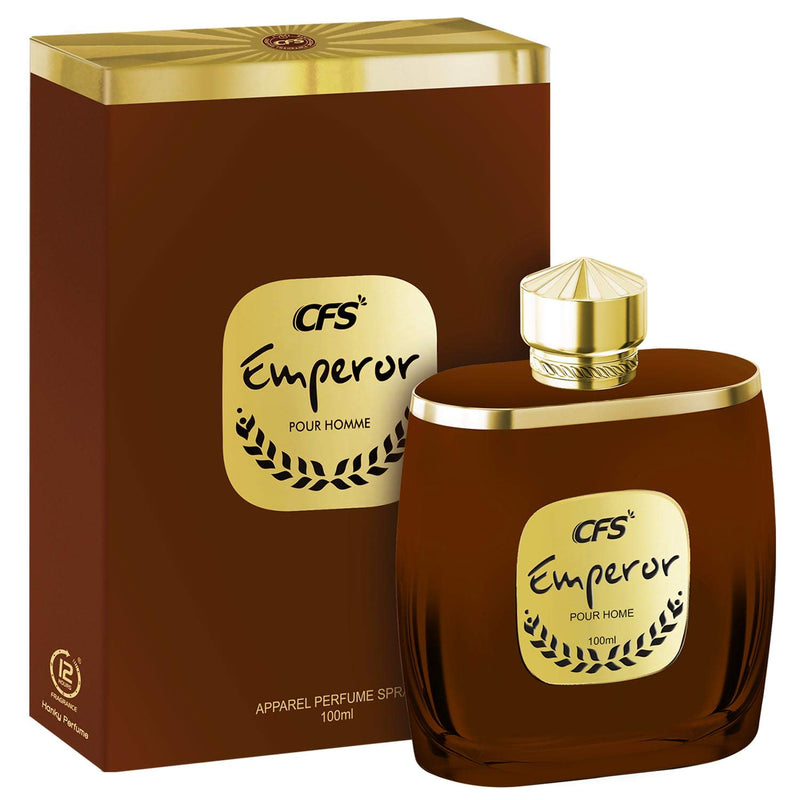 Shop CFS Emperor Brown Perfume 100ML
