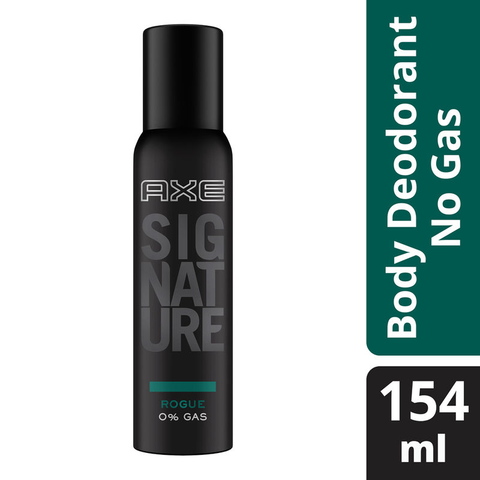 Axe Rogue 0% Gas Body Perfume 154ml (Flat 50% OFF)