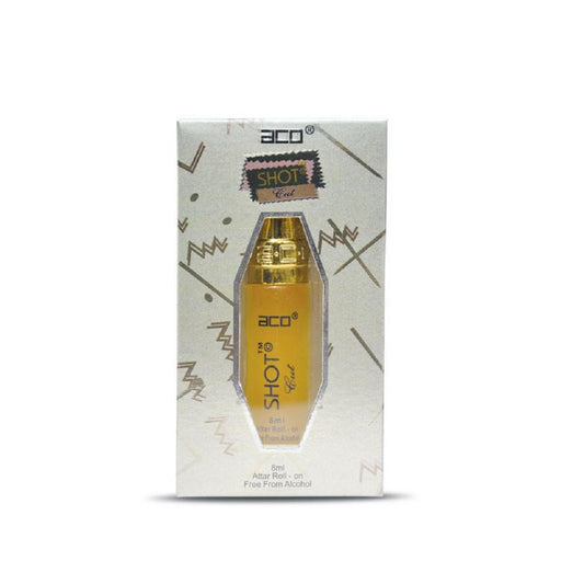 ACO - Buy Aco Shot Cut Alcohol Free Attar 8ML Online in India.