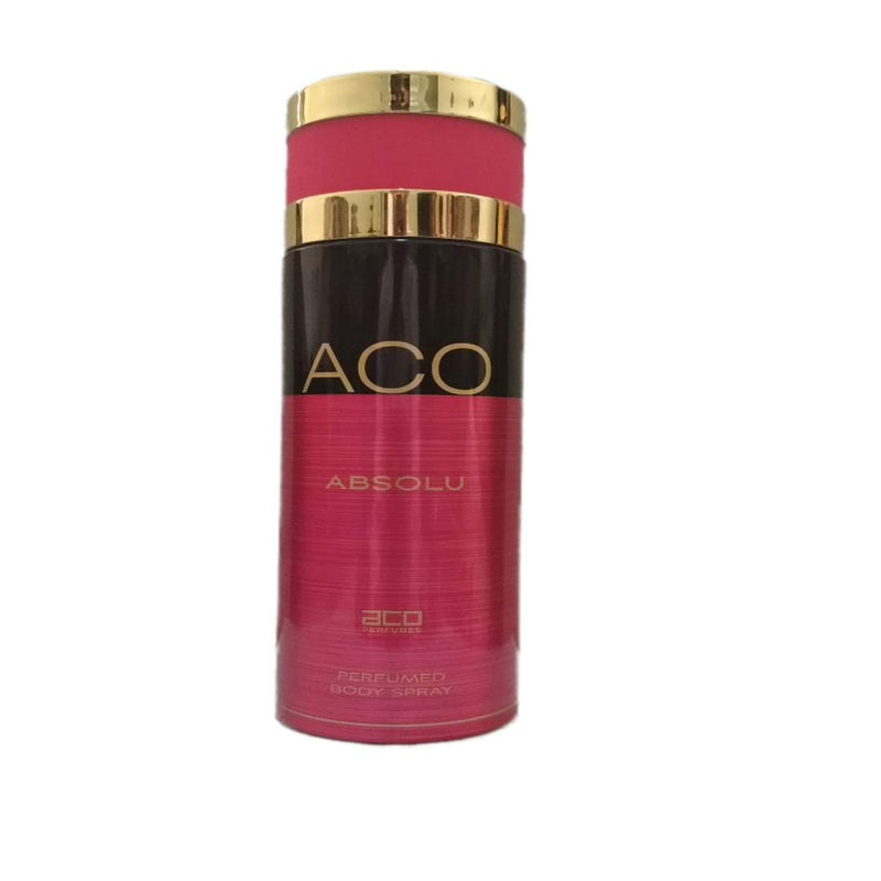 ACO - ACO Absolu Perfumed Body Spray 200ML Online in India.