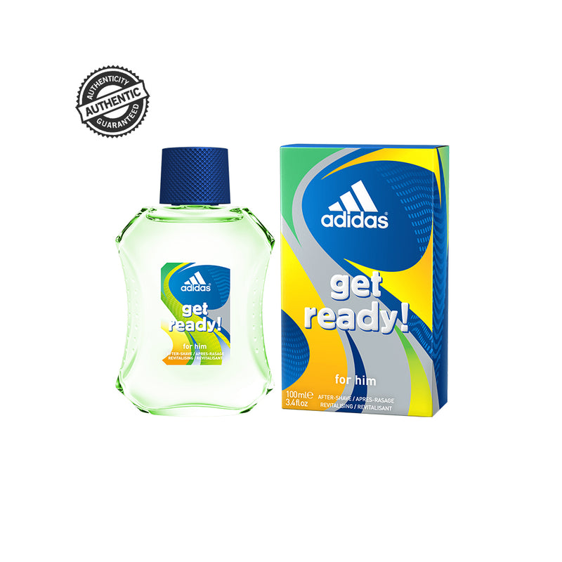 Shop Adidas Get Ready After Shave Lotion 100ML