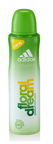 Adidas Floral Dream Deodorant Body Spray for Women 150ML