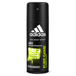 Adidas Pure Game Deodorant Body Spray for men 150ML