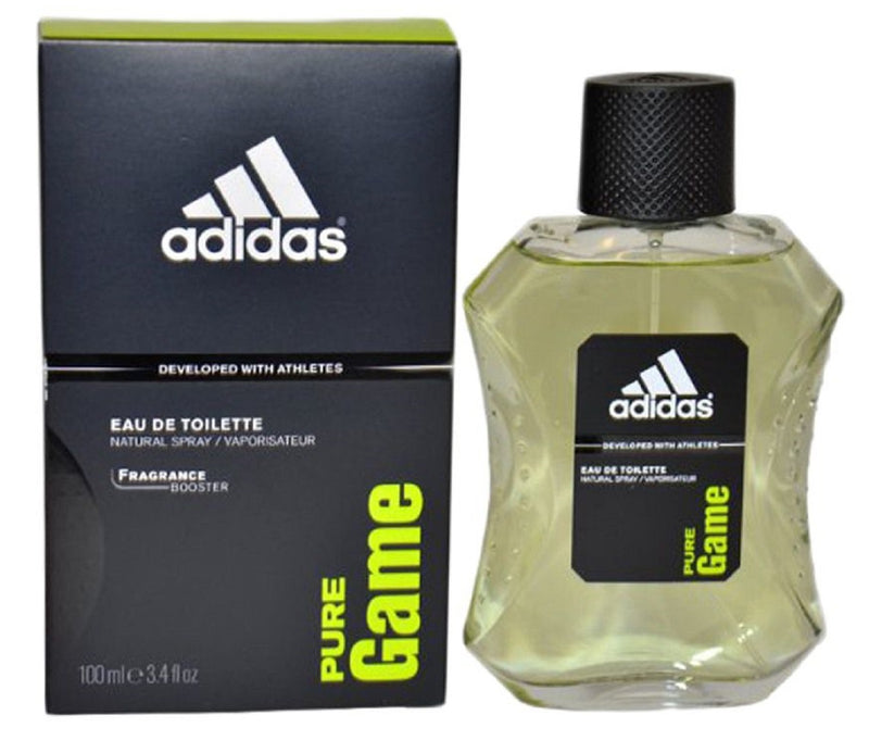 Shop Adidas Pure Game Perfume 100ML For Men