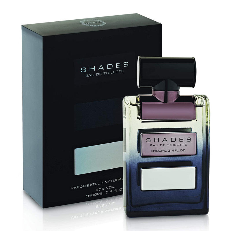 ARMAF Perfume - Buy Armaf Shades Black Eau De Toilette 100ML For Men Online in India.
