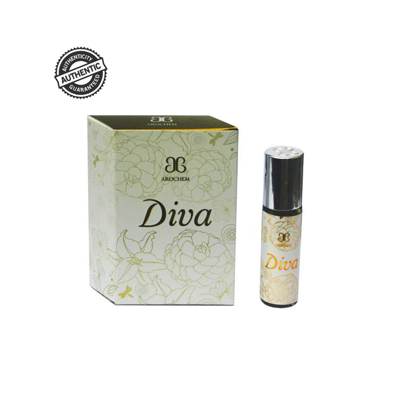AROCHEM Attar - Buy Arochem Diva Attar 6ML Online in India.