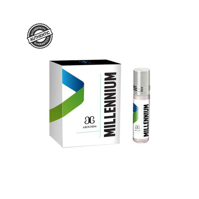 AROCHEM Attar - Buy Arochem Millennium Attar 6ML Online in India.