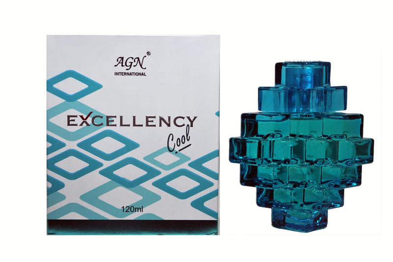 AGN - Buy AGN Exotic Excellency Cool Perfume 120ML Online in India.