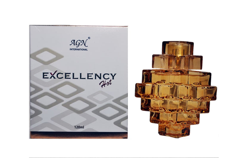 AGN - Buy AGN Exotic Excellency Hot Perfume 120ML Online in India.
