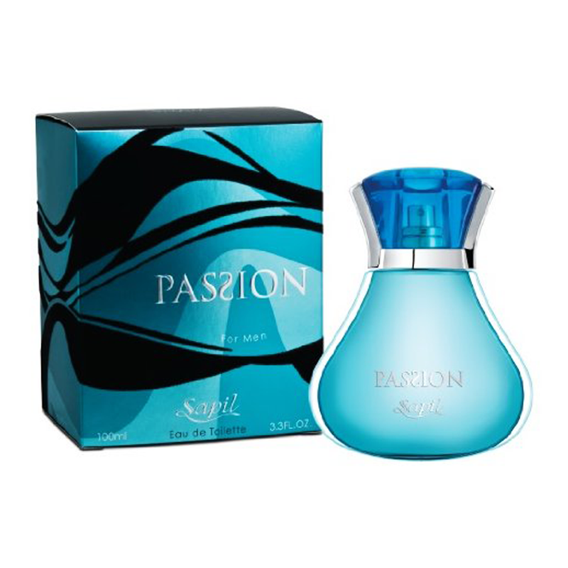 Shop Sapil Passion EDT 100ML For Men