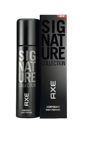Axe Signature Collection Corporate Perfume Body Spray for Men 122ML