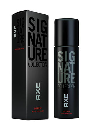 Axe Signature Collection Intense Perfume Body Spray for Men 122ML