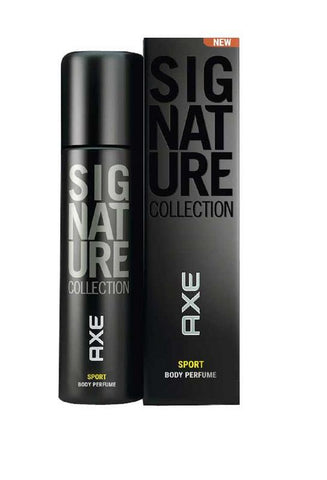 Axe Signature Collection Sport Perfume Body Spray for Men 122ML