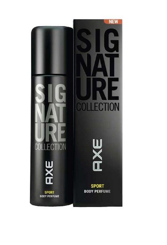 Shop Axe Signature Collection Sport Perfume Body Spray 122ML