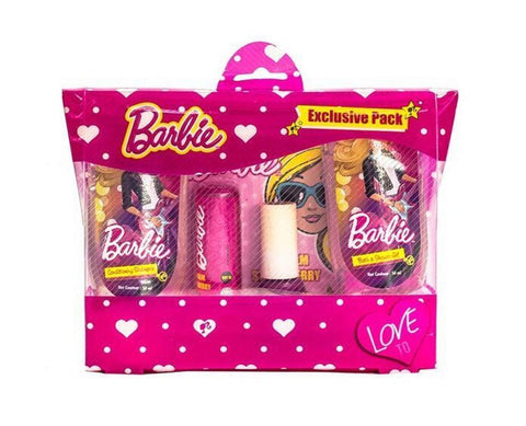 Barbie Exclusive Pack for Girls