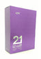 Shop CFS Exotic 21 Club Purple Reloaded Perfume 100ML